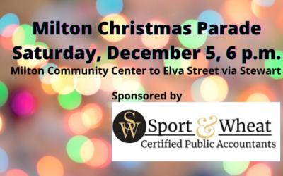 Milton Fl Christmas Parade 2020 BLOG   Welcome